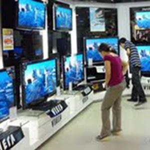 Магазины электроники Чунского